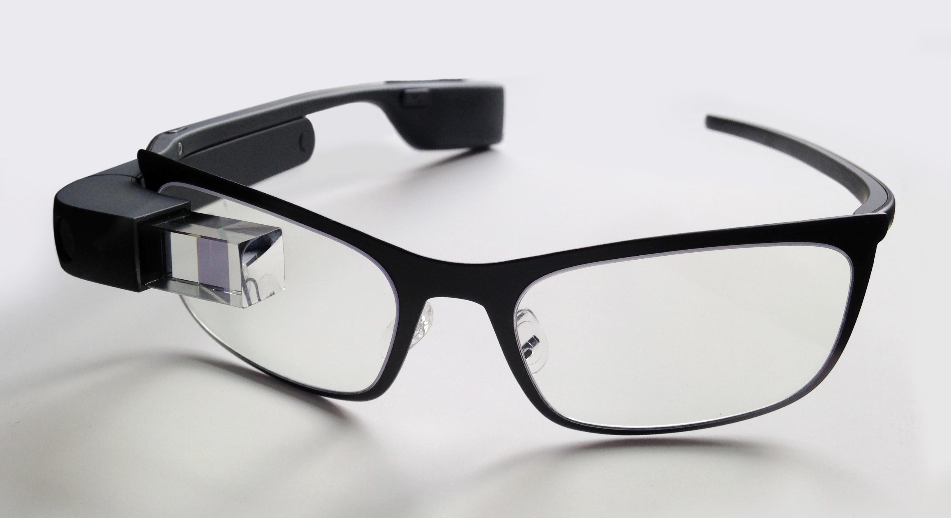 Google Glasses - initiation à la réalité virtuelle
