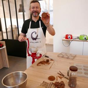 "Découverte du chocolat : atelier ""Bean to Bar"" à Paris"