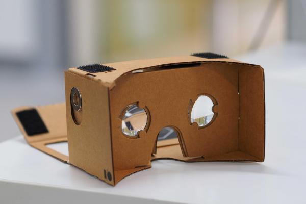 Cardboard - Initiation à la réalité virtuelle à Paris